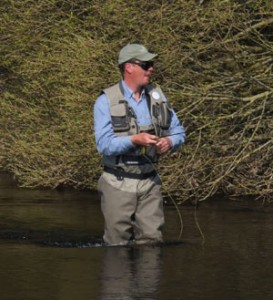 John Higgins Trout Angling Guide