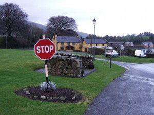 Village of St Mullins, Co. Carlow
