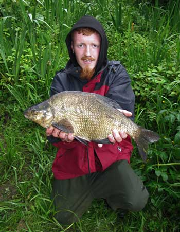 River Barrow bream