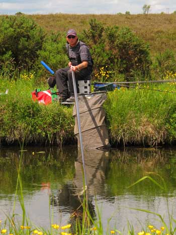 Fishing Toberdaly, final match Edenderry Festival