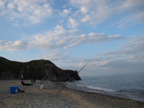 Evening tide, South Wicklow, Ireland