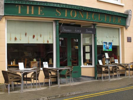 The Stonecutter restaurant, Aughrim, Co. Wicklow