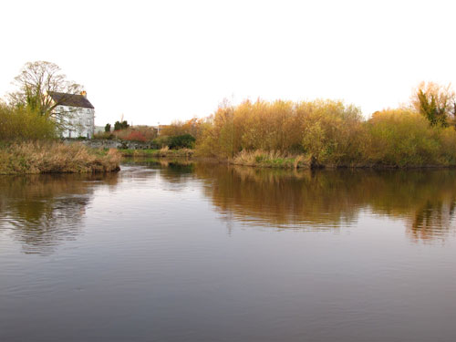 River Barrow at Leighlinbridge, Co. Carlow