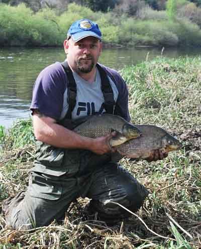 how to catch bream in brunswick river