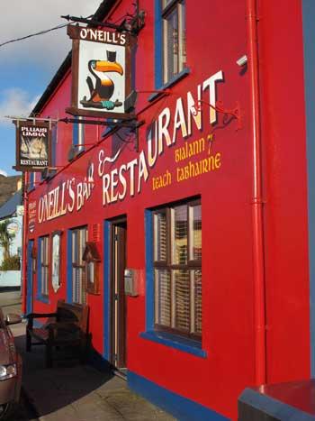 O'Neills Bar, Allihies, West Cork, Ireland.