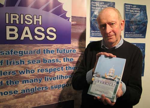 Dr. Edward Fahy M.Sc Ph.D. Irish Fisheries scientist retired.