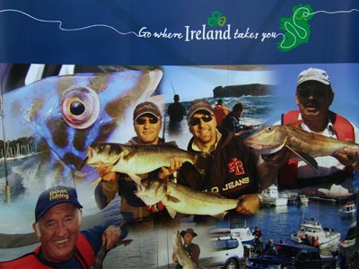 Discover sea fishing in Ireland.
