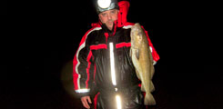 Winter Codling the Shore Angler's favourite