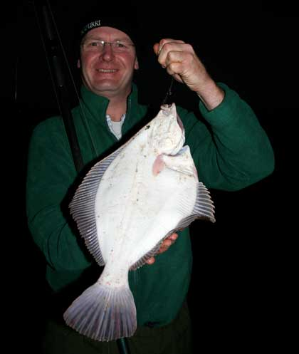 A cracking Wexford flounder for Ashley Hayden