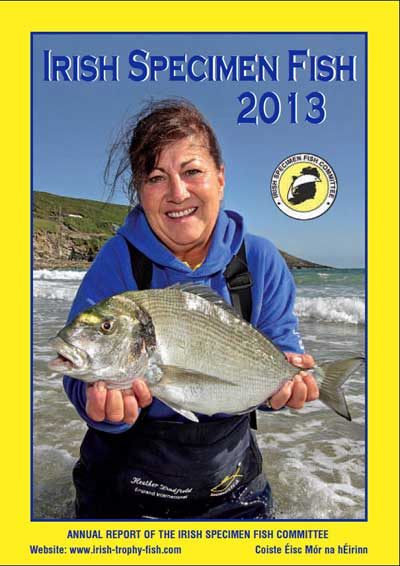Irish Specimen Fish Committee report 2013