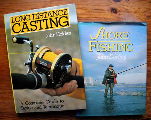 Books worth having in any shore anglers library.