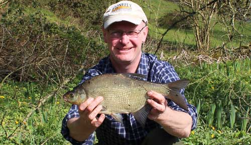 A River Barrow bream or hybrid, which is it?