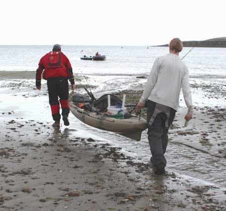 Irish Kayak Fishing Open 2015.