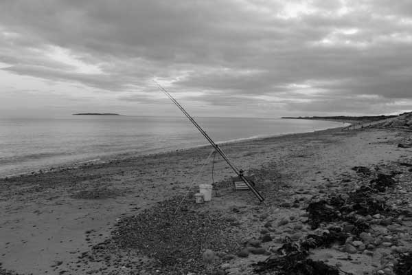 Bastardstown strand, Co. Wexford, Ireland.