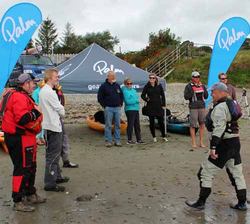 Irish Kayak Fishing Open 2015, Courtmacsherry, Co. Cork.